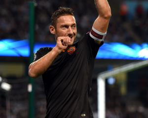 Totti laments CSKAs punch from Tyson