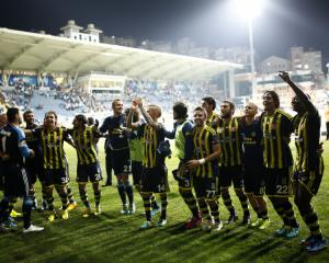 Fenerbahce clinch Turkish title