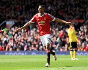 Aston Villa relegation confirmed as Marcus Rashford earns Manchester United win