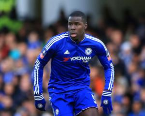 West Brom to hold talks with Chelsea defender Kurt Zouma over possible loan move