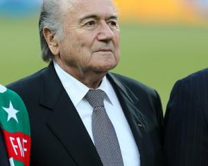 Blatter: Black day for football