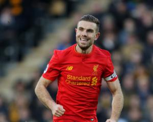 Jordan Henderson to miss Liverpool's trip to Leicester