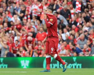Liverpool crush sorry Arsenal at Anfield