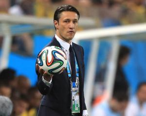 Kovac commands Croatia to chill out