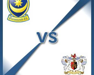 Portsmouth V Exeter at Fratton Park : Match Preview