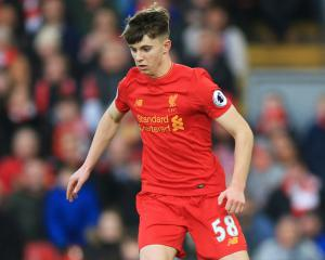 Ben Woodburn handed first Wales call-up