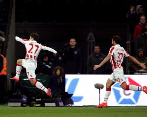 Bojan strike earns Stoke a point at West Ham
