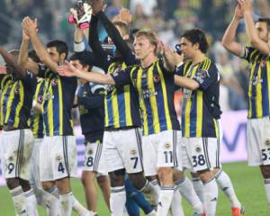 Fenerbahce in Champions League draw despite ban