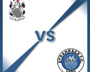 Queens Park V Stranraer - Follow LIVE text commentary