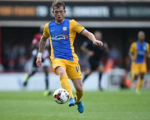 Rangers Close In On Joe Garner Deal