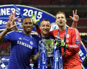 Terry: Cech would be missed