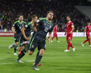 Aaron Ramsey confident over Panenka penalty against Serbia
