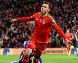 Chris Coleman: Aaron Ramsey ready for action in starting role versus Serbia