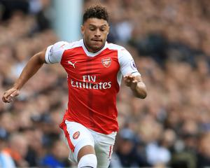 Alex Oxlade-Chamberlain has been doing his homework ahead of FA Cup final