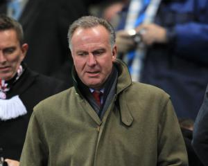 Karl-Heinz Rummenigge: Bayern Munich feel 'cheated' by Champions League exit