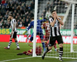 Ciaran Clark's own goal gifts QPR a point and denies Newcastle top spot