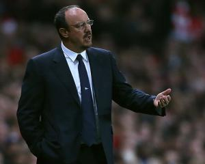 Benitez confirms Napoli departure