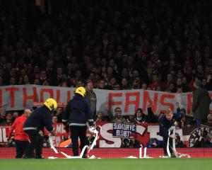 Arsenal and Bayern Munich fined by UEFA over fans