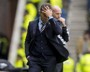 Pedro Caixinha shoulders blame for Rangers humiliating Old Firm defeat