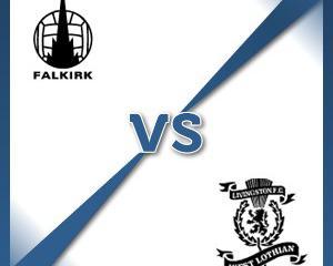 Falkirk V Livingston at Falkirk Stadium : Match Preview