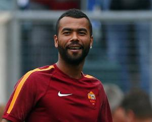 Garcia insists Cole still important for Roma