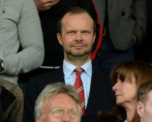 Ed Woodward not in China as Man Utd's Paul Pogba chase hots up