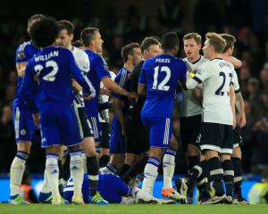 Chelsea and Tottenham fines reduced on appeal