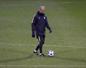 Pep Guardiola vows to learn from testing first season and promises improvement