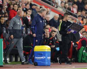 David Moyes admits he deserved punishment for swearing at ref in Sunderland loss