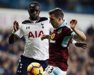 Moussa Sissoko challenge a clear red card - Burnley boss Sean Dyche