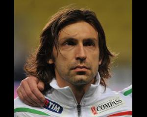 Pirlo hopeful for Slovakia clash