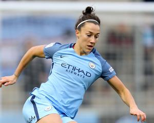 Lucy Bronze thinks Manchester City Women can be best side in Europe