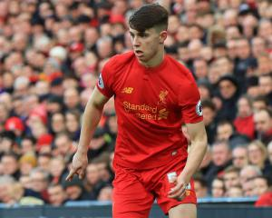 Liverpool youngster Ben Woodburn keen to build on breakthrough season