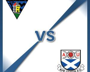 Dunfermline V Ayr at East End Park : Match Preview