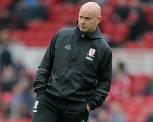 Steve Agnew not deterred from management despite Middlesbrough's plight