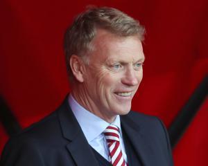 David Moyes tells Sunderland to peak like Sir Alex Ferguson's Manchester United