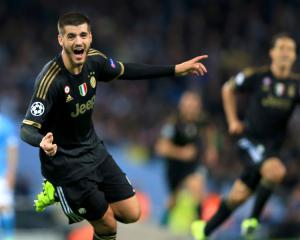 Morata Vows To 'always Be A Juventus Supporter' Ahead Of Real Madrid Return