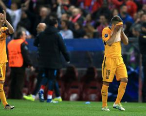 Andres Iniesta: Barcelona must 'turn the page' and refocus on Primera Division