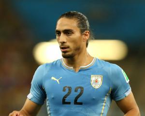 Claude Puel tells Martin Caceres he must earn his place at Southampton