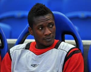 Gyan doubtful for Ghana opener