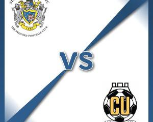 Stockport County V Cambridge United - Follow LIVE text commentary