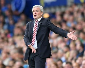 Stoke pay the penalty of new directive on holding in narrow loss at Everton