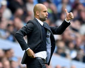 Pep Guardiola Impressed By Sergio Aguero's Response To Penalty Misery
