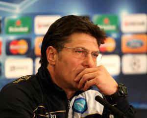 New Watford head coach Walter Mazzarri's backroom staff announced