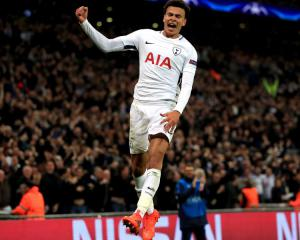 The rise and rise of Dele Alli since his MK Dons debut five years ago