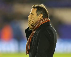 Gianfranco Zola sorry he could not start Birmingham career with a win