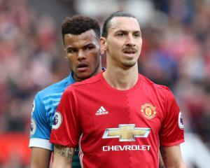 Zlatan Ibrahimovic's disciplinary record