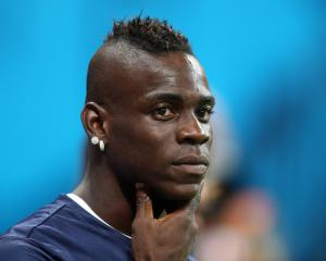 Mario Balotelli to miss Croatia clash at San Siro