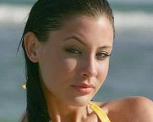 Top 10 sexiest La Liga WAGS 8 - Elisabeth Reyes