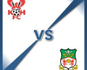 Kidderminster Harriers V Wrexham - Follow LIVE text commentary